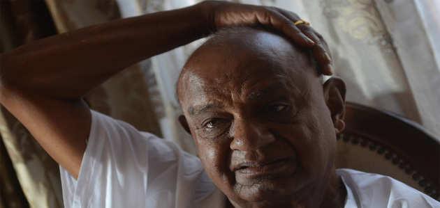 देवगौड़ा ने साधा कांग्रेस पर निशाना, मध्यावधि चुनाव का दिया संकेत