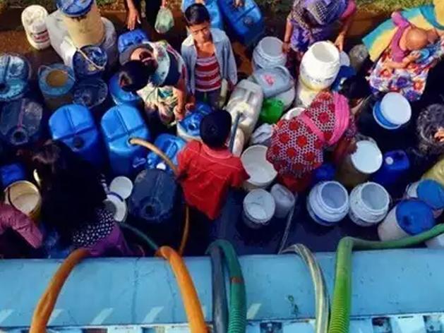 चेन्नै में जल संकट
