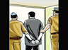 one prize miscreants arrested after encounter in mathura uttar pradesh