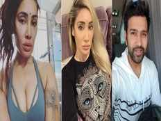 his achievements are only on the field rohit sharmas ex girlfriend sofia hayats reply to cricket fan