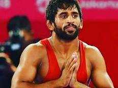 fit children will win olympic medals in future says bajrang punia