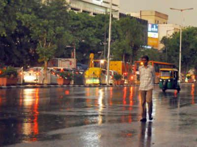 आने वाले दिनों में दिल्ली-NCR में होगी बारिश: IMD