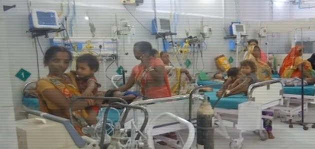 बिहार: चमकी बुखार से मरने वालों बच्चों की संख्या बढ़ी, सीनियर डॉक्टर सस्पेंड