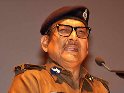 फाइल फोटो: डीजीपी गुप्तेश्वर पांडेय