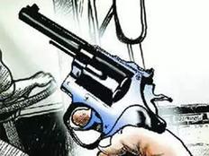 firing at baghpat panchayat to resolve marital dispute 1 killed 3 injured