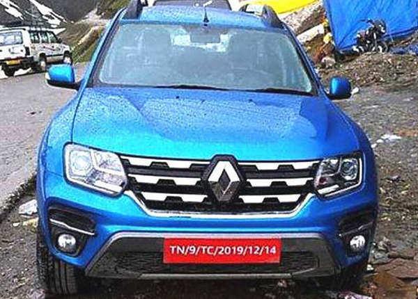 Renault Duster (फेसलिफ्ट)