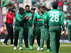 bangladesh beat afghanistan by 62 runs in icc world cup match 31 at the rose bowlsouthampton
