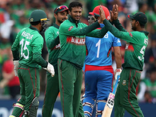 बांगलादेशचा अफगाणिस्तानवर ६२ धावांनी विजय