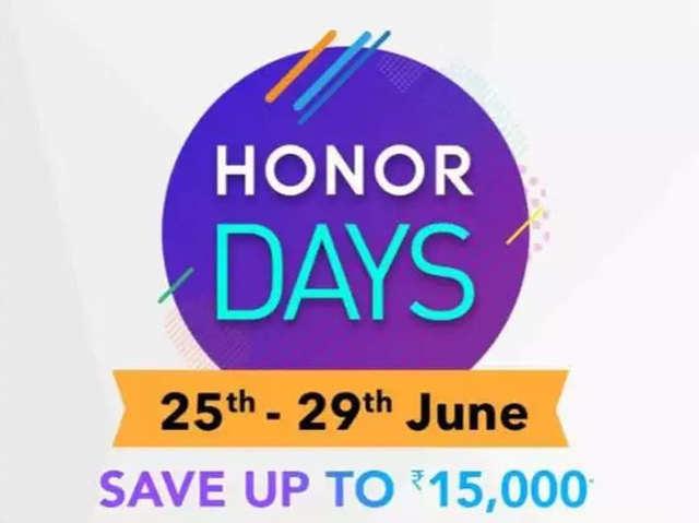 ऐमजॉन पर Honor Days: ₹15 हजार तक के डिस्काउंट पर मिल रहे फोन