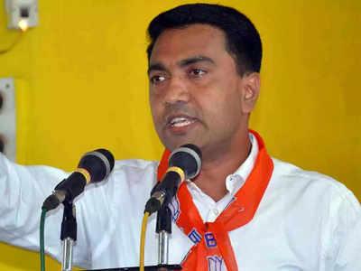 फाइल फोटो: मुख्यमंत्री प्रमोद सावंत