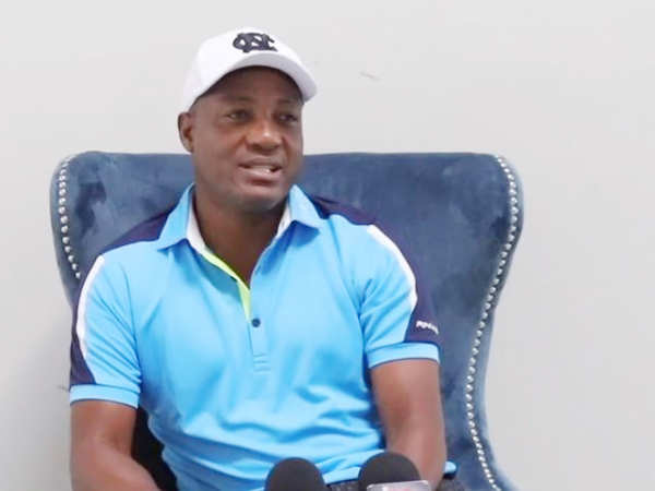 west indies captain brian lara release audio as he is good and return to hotel tomorrow
