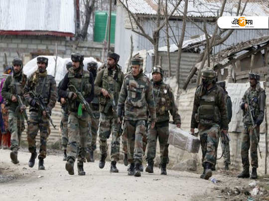 Forces corner terrorists in Pulwama, encounter underway before Amit Shah visit
