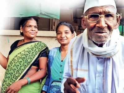 अहमदनगर के रहने वाले बाबूराव गाबाजी जाधव (85) साल के हैं