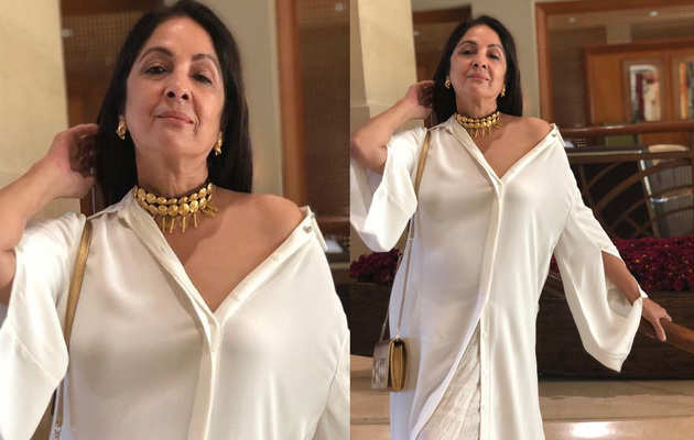 My hot pictures get a lot of likes, says Neena Gupta