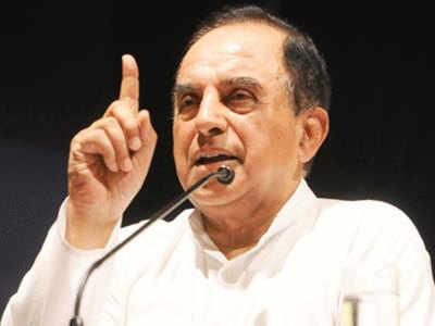 सुब्रह्मण्यम स्वामी ने कहा- 2019 में होगा राम मंदिर निर्माण