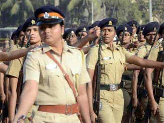 मटा ५० वर्षांपूर्वी - महिला पोलिस