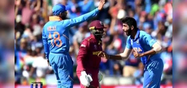 वर्ल्ड कप 2019: भारत ने वेस्ट इंडीज को 125 रनों से हराया