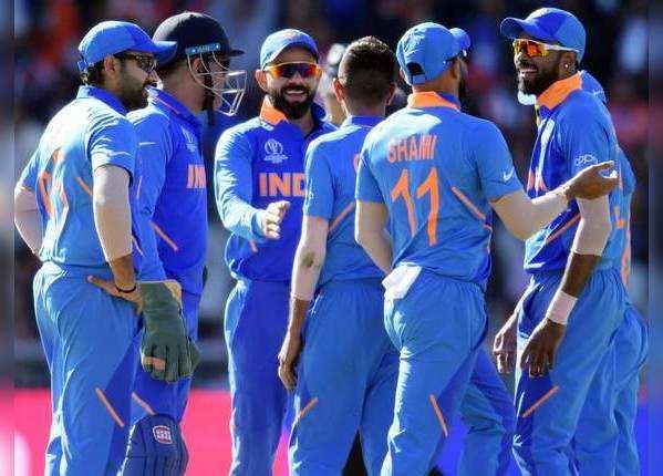 भारत का विजयी 'पंच', विंडीज को यूं दी मात