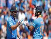 WC 2019: भारत ने WI को 125 रनों से हराया