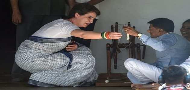 यूपी: कांग्रेस के लिए प्रियंका गांधी का 'प्लान युवा'
