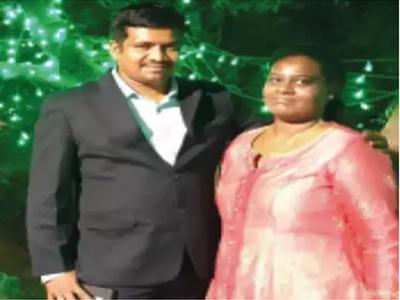 फाइल फोटो: प्रसन्ना और उनकी पत्नी