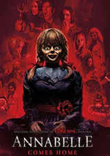 annabelle comes home movie review in hindi