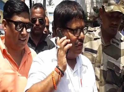 बीजेपी सांसद अर्जुन सिंह बोले, TMC का जय श्री राम से करेंगे स्वागत