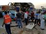 आगरा-लखनऊ एक्सप्रेस-वे पर बस और ट्रक के बीच भिड़ंत, 5 लोगों की मौत, 50 घायल