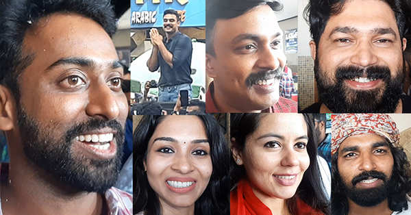 watch video of celebrity response after watching luca movie starrer tovino thomas