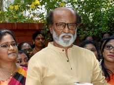 rajinikanth asks to give priority to rain water harvesting for water crisis