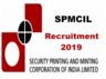 security printing and minting corporation of india limited has released recruitment notification 2019 for technical officer posts