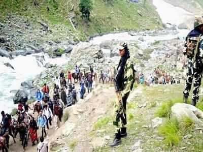 शुरू हुई अमरनाथ यात्रा, कड़ी सुरक्षा के बीच श्रद्धालुओं का पहला जत्था रवाना