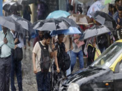 मुंबई: 10 साल में 24 घंटे में दूसरी सबसे ज्यादा बारिश