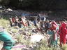 metadore fell into a gorge in kishtwar in jammu and kashmir many dead