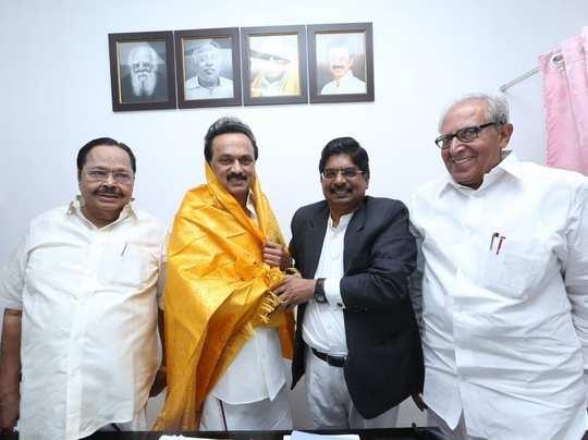DMK Rajya Sabha Candidates.