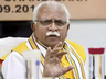 municipal corporation will do the development works in its area by itself say manohar lal khattar
