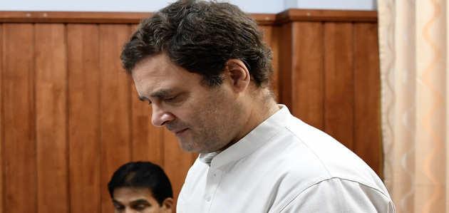 कांग्रेस शासित राज्यों के मुख्यमंत्रियों की बैठक: राहुल गांधी अध्यक्ष पद छोड़ने पर अड़े