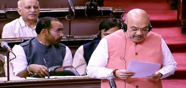 संसद ने जम्मू-कश्मीर में राष्ट्रपति शासन की अवधि बढ़ाने को दी मंज़ूरी