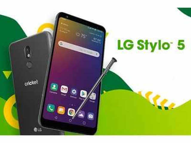 स्टाइलस पेन सपॉर्ट के साथ लॉन्च हुआ LG Stylo 5, जानें कीमत और फीचर्स