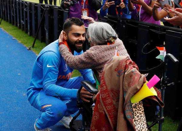 भारत की जीत में रोहित छाए