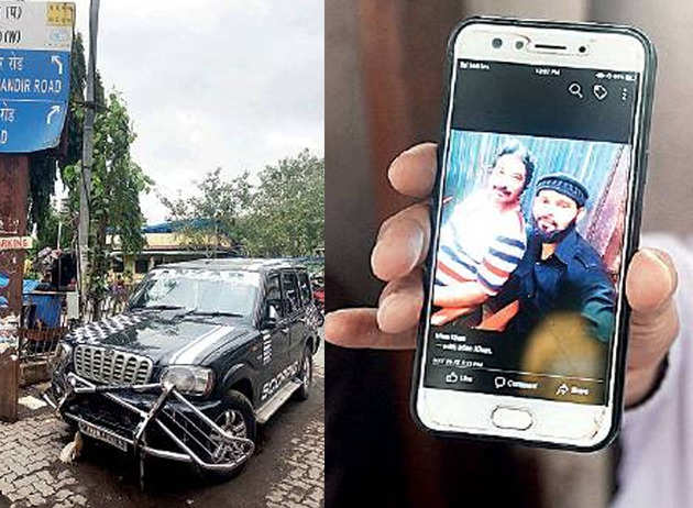 मुंबई की बारिश की दर्दनाक कहानियां: पानी में डूबी SUV में 2 मरे