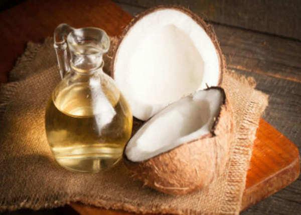 शहद और नारियल का तेल