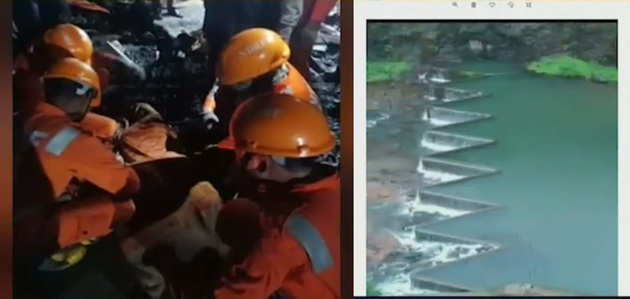 महाराष्ट्र के रत्नागिरी में टूटा डैम, 2 की मौत और कई लापता