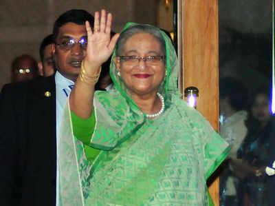 बांग्लादेश की प्रधानमंत्री शेख हसीना (फाइल)