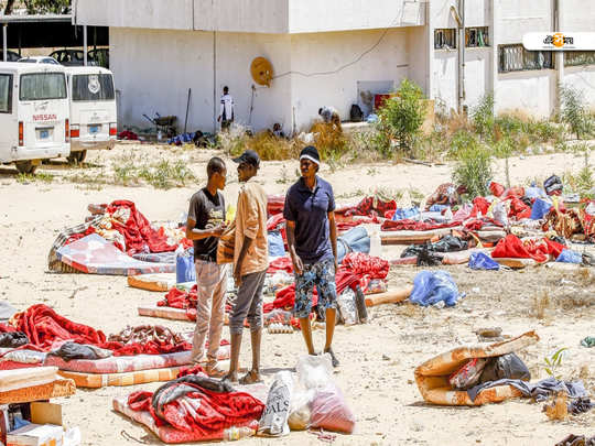libya refugee camp terror attack