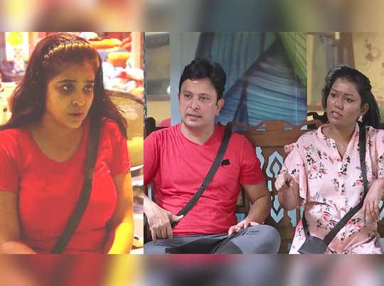Bigg Boss Marathi 2, Day 40, July 5, 2019, written update: ...म्हणून अभिजीत आणि वैशालीला नेहा ग्रुपमध्ये नको
