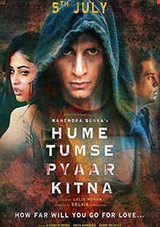 hume tumse pyaar kitna movie review in hindi