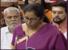 fm nirmala sitharaman first union budget 2019 live updates and highlights from parliament