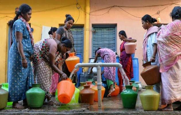 बजट 2019: हर घर जल योजना के लिए एक राष्ट्रीय ग्रिड बनाया जाएगा, बोली वित्त मंत्री