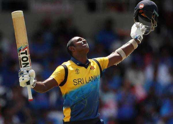 मैथ्यूज का भारत के खिलाफ तीसरा शतक